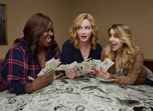 How the Creator of 'Good Girls' Has Given Women Their Voices on TV