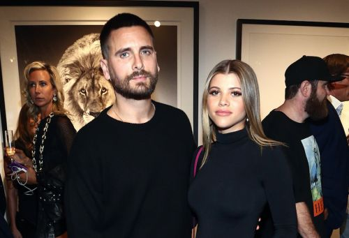 Sofia Richie And Scott Disick Can't Stop Sharing Sexy Pics From Their Trip To Saudi Arabia