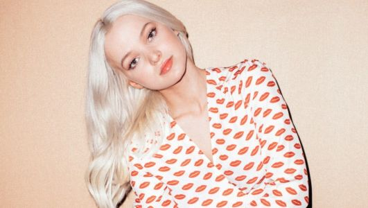 Dove Cameron the latest to fall in love with Weleda Skin Food