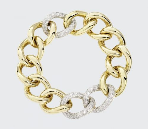 Linked In: Haute Reinventions of the Classic Gold Chain