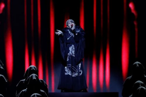 Exclusive: The Story Behind Madonna's Eurovision Look