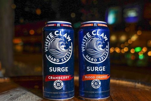 White Claw Hard Seltzer Launches Stronger Surge Line Just in Time For Summer