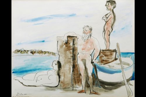 Acquavella Displays Works by Picasso, Ernst and More for Art Basel Online