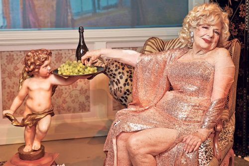 'Nanny' star: Marilyn Monroe gave me the craziest diet tip