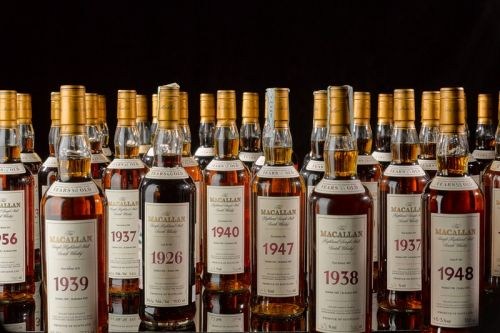 This Ultimate Whisky Collection Could Fetch Well over $4 Million USD