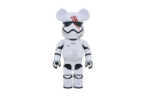 Medicom Toy Debuts 'Star Wars: The Force Awakens'-Referencing BE RBRICK