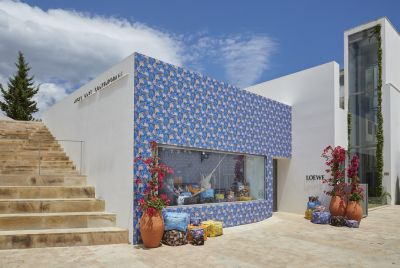 Loewe Open Pop-Up Store At Ibiza's Museum Of Contemporary Art
