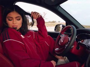 People Have Noticed Something Interesting About Kylie Jenner's Valentine's Post