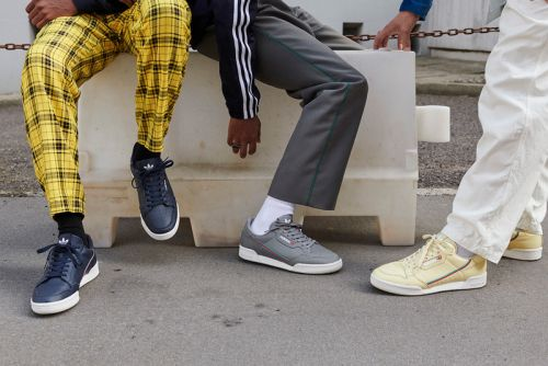 Adidas Originals Prepares Four New Continental 80 Colorways