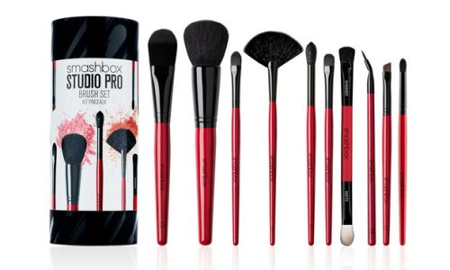 Smashbox Studio Pro Brush Set: Our newest makeup must have