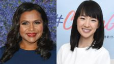 Mindy Kaling Gets Real About 'Tidying Up With Marie Kondo'