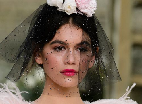 Kaia Gerber, 16, Just Made Her Couture Debut and You Have to See the Pics