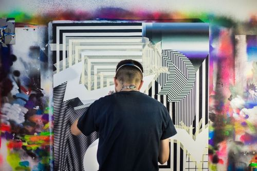 Felipe Pantone Lays Down 10 Facts for Spray-Painting in Virtual Reality