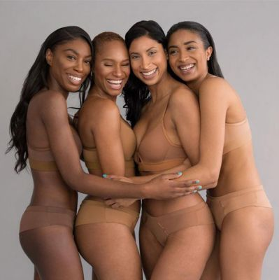 This Canadian is changing the nude lingerie game for women of colour