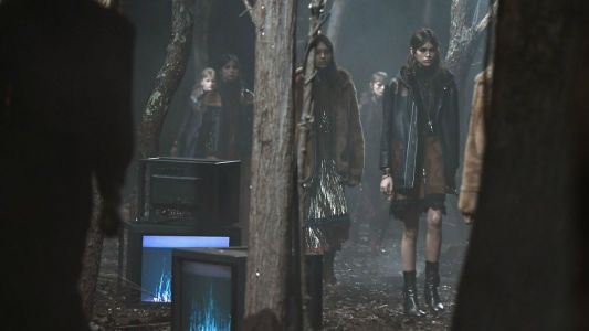 Coach, a Spooky Forest and a Damn-Cool Fall 2018 Collection