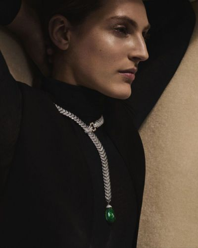 Boucheron Unveils New Art Deco-Style High Jewelry Collection