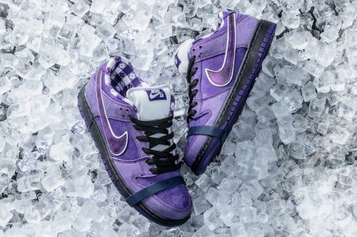 """A Closer Look at the Concepts x Nike SB Dunk Low """"Purple Lobster"""""""