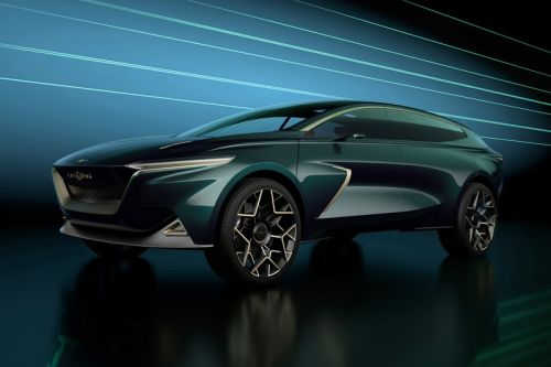 Planetary Forces Shape the New Lagonda All-Terrain Concept Crossover