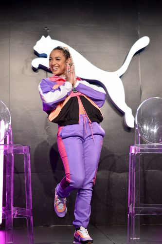 DaniLeigh Is PUMA's Ultimate Cozy Girl, Here's Why