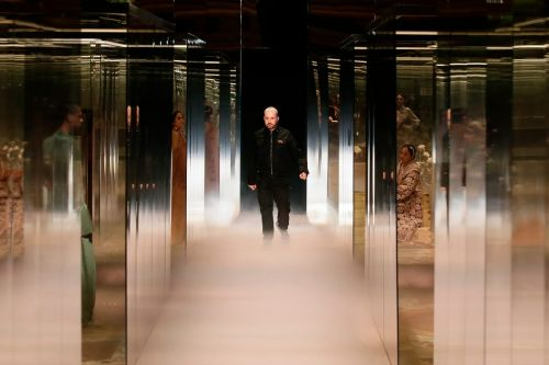 Kim Jones Turns to the Bloomsbury Set - and His Famous Muses - for Fendi Debut