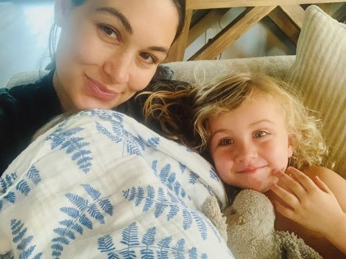 Brie Bella Reveals How Daughter Birdie Is Adjusting to Being a Big Sister: 'It's Hard'