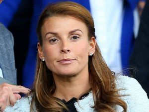 Coleen Rooney Keeps Quiet On Wayne Pleading Guilty To Drink-Driving
