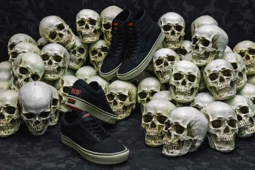 The Darkside Initiative and Vans Vault Uncover the ComfyCush LX Pack