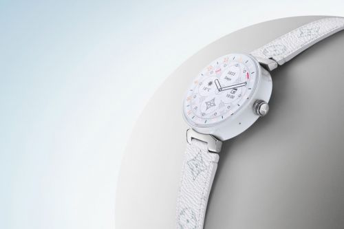 Louis Vuitton Unveils Its 2nd Gen Tambour Horizon Luxury Smartwatch