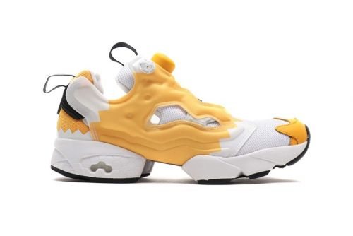 Reebok Instapump Fury Gets Sanrio Look With Gudetama Design Theme