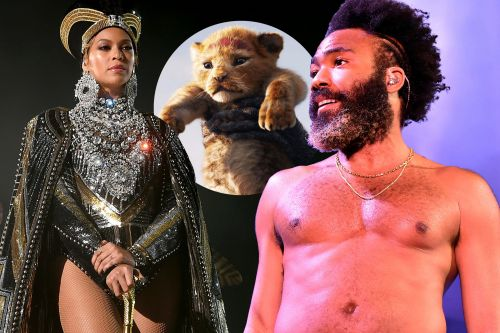 Beyoncé's first 'Lion King' song has fans feeling the love