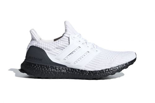 This adidas UltraBOOST Comes Tux Ready