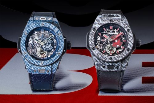 Hublot Debuts Limited Shepard Fairey-Designed Watches