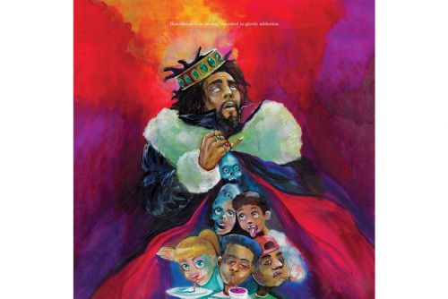 "J. Cole's ""KOD"" Song Sets New Spotify Record For Biggest Opening Day"