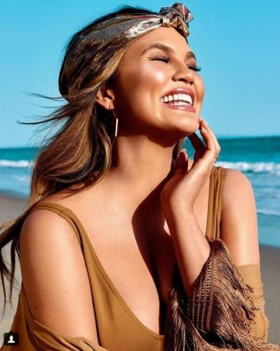 Chrissy Teigen's California-Cool Capsule Collection For Becca Cosmetics Is Here