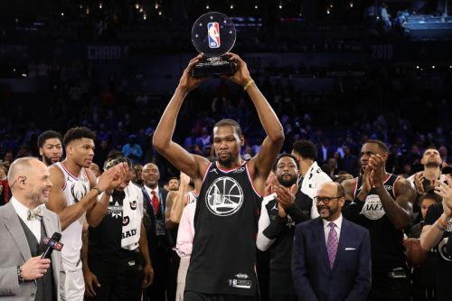 Kevin Durant Named NBA All-Star MVP as Team LeBron Defeat Team Giannis