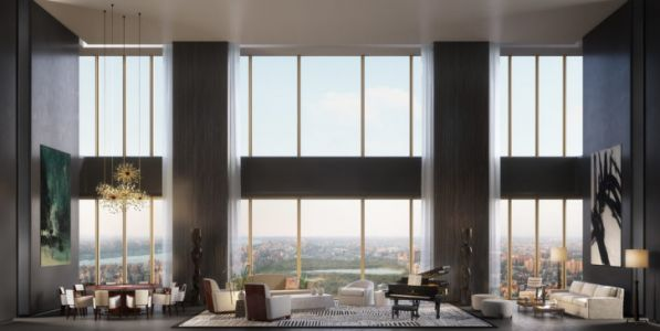 Penthouse-B, The Shephard, New York City