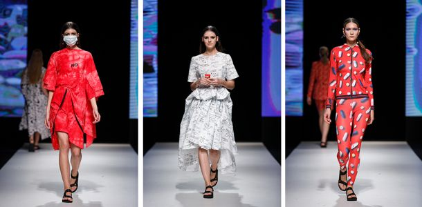 Riga fashion week | fashioning femininity