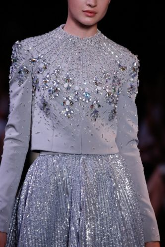 Georges Hobeika Autumn Winter 2018-19 couture collection Details