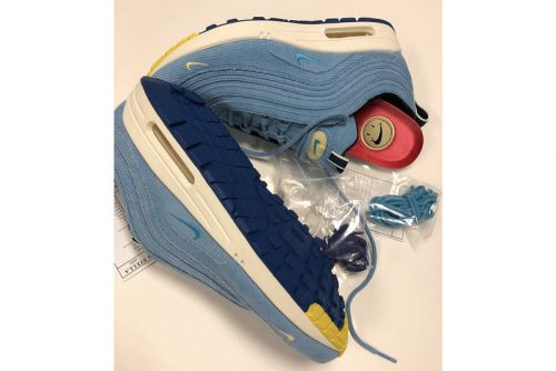 Sean Wotherspoon Gives Update on New Nike Air Max 1/97 Colors