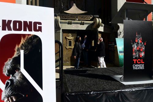 'Godzilla vs. King Kong' set to become highest-grossing film of pandemic