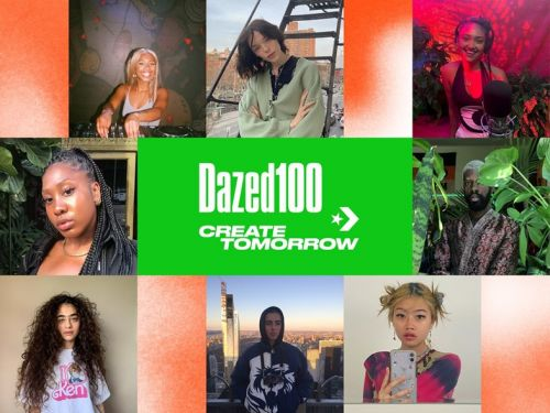 Meet the Dazed 100 talents getting their ideas funded