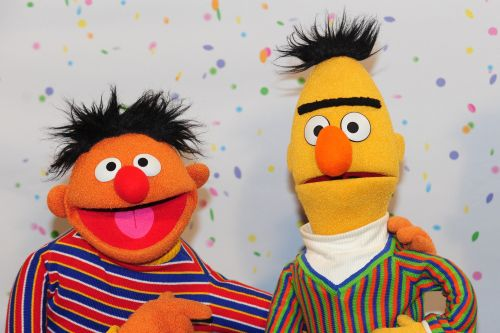 Bert and Ernie are gay lovers, 'Sesame Street' writer reveals
