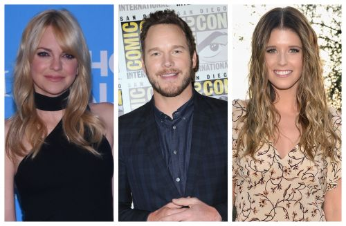 Anna Faris Reveals How Chris Pratt Told Her About His Engagement To Katherine Schwarzenegger
