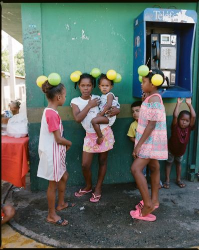 Photographer Renell Medrano's Vivid Portrait of the Dominican Republic