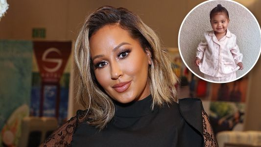 Rob Kardashian's Ex Adrienne Bailon Gushes Over Khloé's Baby Girl True: 'I Can't Take How Cute She Is!'