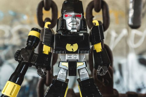 BAIT is Releasing Wu-Tang x 'Transformers' Figures at San Diego Comic-Con