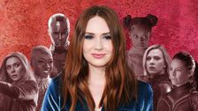 Karen Gillan Volunteers To Direct An All-Female Marvel Movie