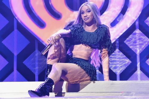 Cardi B Became First Woman to Perform at AVN Awards Show