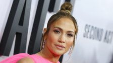 Jennifer Lopez's Dress Is Pink, Totally Outrageous And Perfect