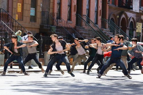 Sharks and Jets invade Harlem as Spielberg remakes 'West Side Story'